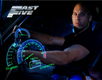 Fast Five Website Promotion