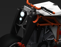 KTM Concept Motorcycle