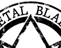 Metal Blade Records Rebrand (Student Project)