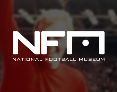 National Football Museum Branding
