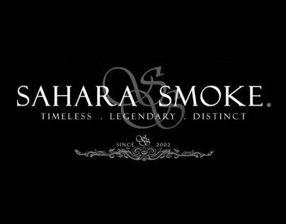 Sahara Smoke Ads