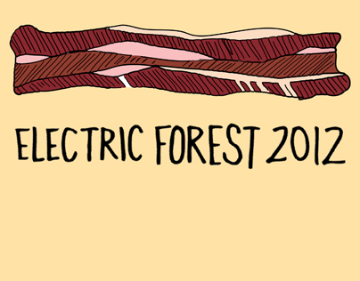 Electric Forest T-Shirt