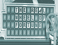 The Real Wheel of Fortune  |  from The Wall at NewQuoin