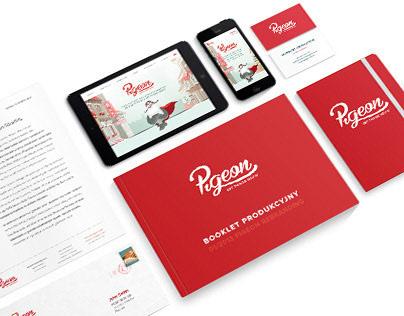 Pigeon Rebranding