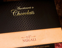 Assortiment de Chocolats NUGALI