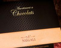 Assortiment de Chocolats NUGALI