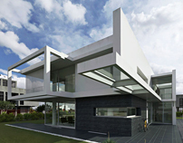 Villa PM by Architrend Architecture