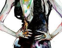 Fashion Illustration #1_Inspiration