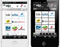 Web Mobile 2012
