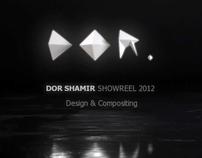 Dor Shamir Showreel-2012