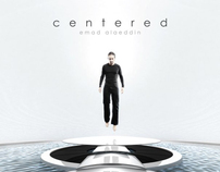 Centered Album Cover
