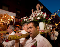 San Gennaro in NYC