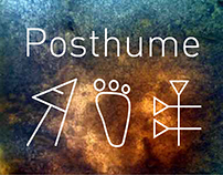 Posthume (creation, corporate)