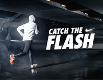 Nike Catch The Flash