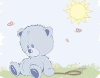 Oliver the Bear | Baby World
