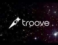 Troove Logo Design Process