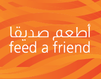 Feed a friend - Branding