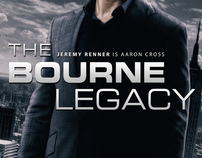 The Bourne Legacy Teaser Poster v1.0