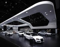 Audi Detroit 2010