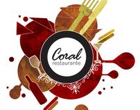 Restaurante Coral New Branding