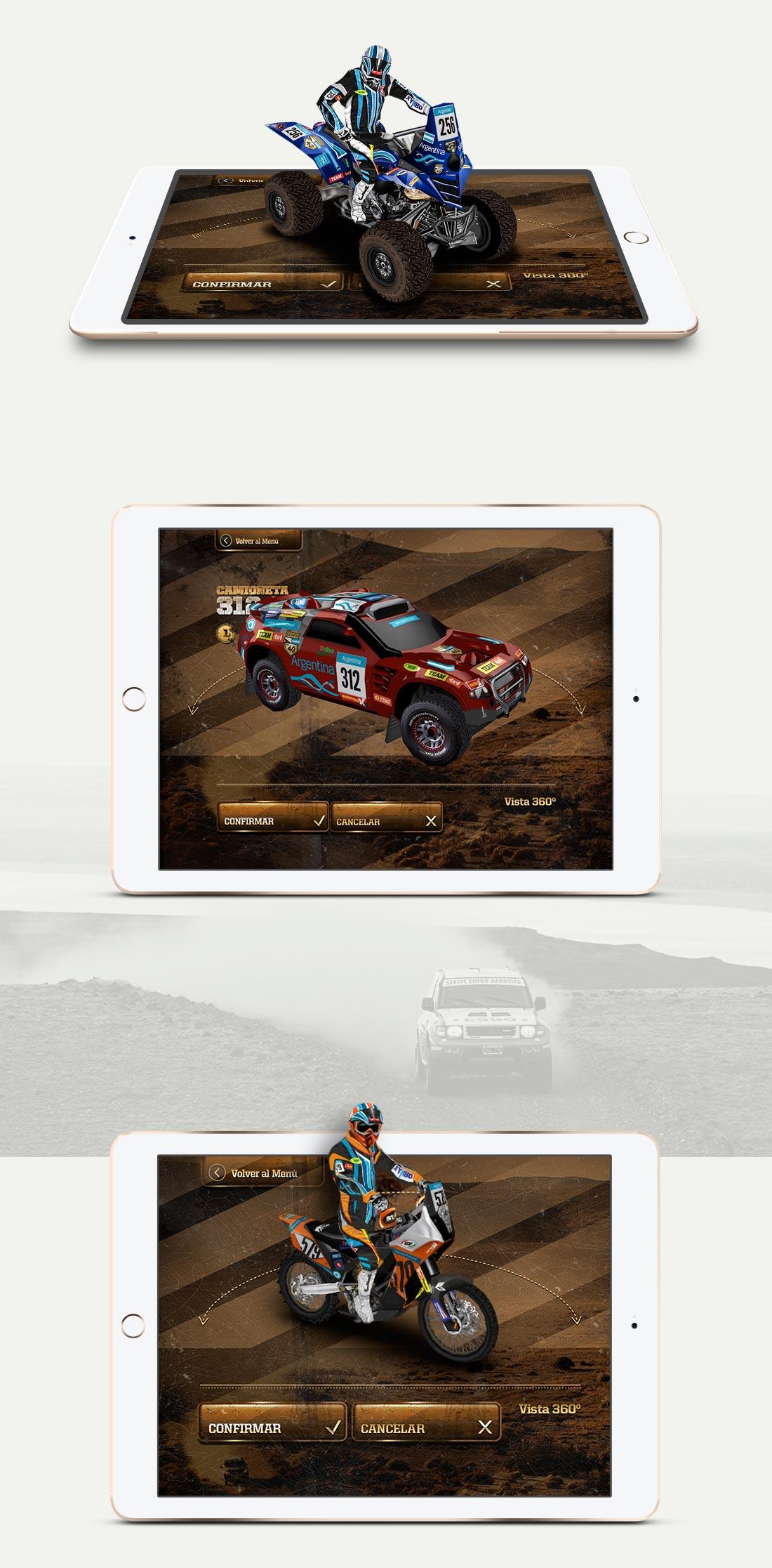 Ruta 40 - Mobile Game
