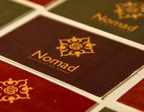 Nomad | Restaurant Branding