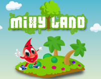 Mixy Land Game