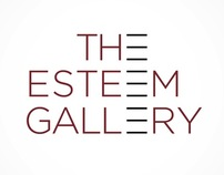 The Esteem Gallery Logotype