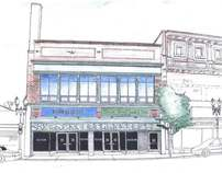 Donald Green Building, Roxbury, Massachusetts
