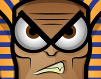 Pharaoh Character