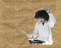 Newspaper Dezign. Philharmonic