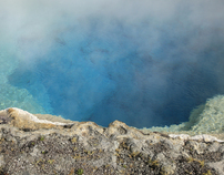 Yellowstone...the paint pot
