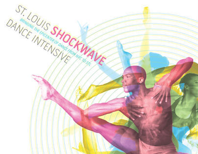 Shockwave Dance Intensive Poster