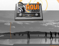 Novi Radio Web Design