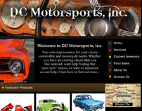 DC Motorsports Website