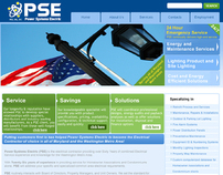 PSE client website
