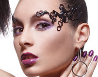 Beauty for Buduaar magazine, Winter 2012