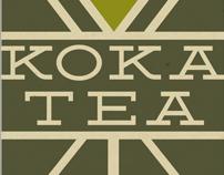 Koka Tea Packaging