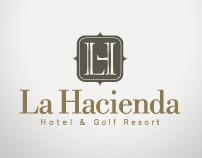 La Hacienda Brand & Identity