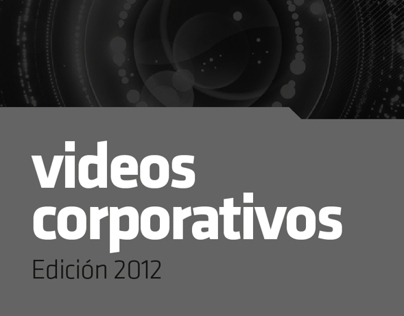 videos corporativos | corporate video | 2012