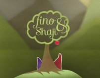 FINO & SHAJI, TITLE SEQUENCE