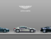 Aston Martin Screensaver