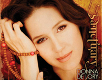 Donna De Lory - Sanctuary CD