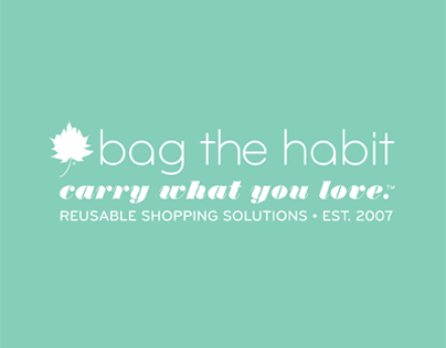 BAG THE HABIT   carry what You love