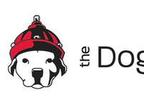 The Dog & Hydrant - Brand Identity & Guerilla Ads