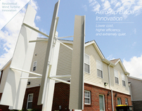 Residential-scale Wind Turbine Innovation