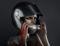 helmet beauty