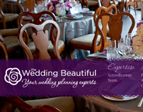The Wedding Beautiful Website Makeover