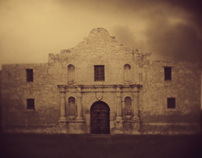 welcome to the alamo