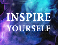 Inspire Yourself Poster